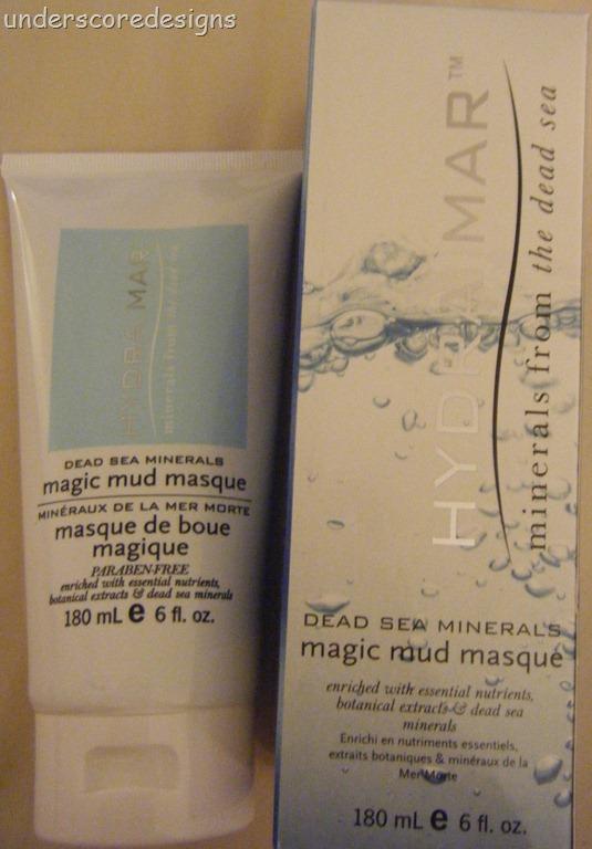 hydra mar magic mud masque